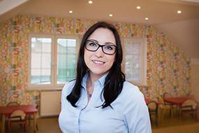 Izabela Grodzka - nauczyciel przedszkole