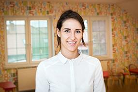 Martyna Bojarowska - nauczyciel przedszkole